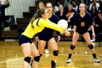 Gallery: Volleyball Squalicum @ Burlington-Edison